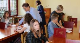 Powiatowy etap XI Ponadpowiatowej Olimpiady Ekologicznej Subregionu Północnej Wielkopolski