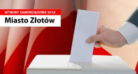 Wyniki wyborów samorządowych 2018 - miasto Złotów