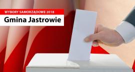 Wyniki wyborów samorządowych 2018 - gmina Jastrowie