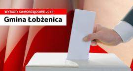 Wyniki wyborów samorządowych 2018 - gmina Łobżenica