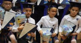 Pasowanie na ucznia w złotowskiej Jedynce