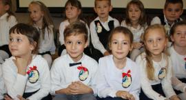 Pasowanie na ucznia w zakrzewskiej szkole podstawowej