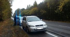 Dwójka nastolatków podróżowała kradzionym autem