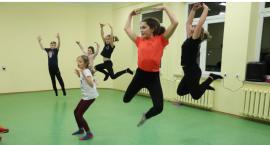 Zajęcia pokazowe w złotowskiej szkole tańca FerDance