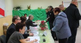 Wybory samorządowe 2018 – frekwencja w drugiej turze wyborów na burmistrza Złotowa
