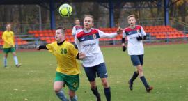 Juniorzy młodsi FA Fair Play Złotów kontra Łobzonka Wyrzysk