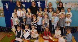 Pasowanie na przedszkolaka w Przedszkolu nr 3 w Złotowie