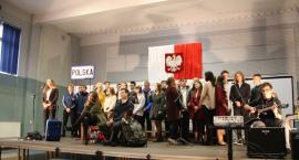 Lekcja patriotyzmu w złotowskim I LO
