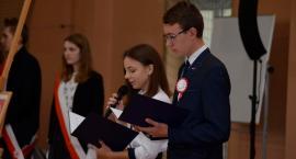 Uczniowie Ekonoma uczcili 100. rocznicę odzyskania przez Polskę Niepodległości