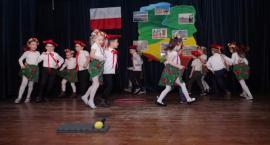 Przedszkolaki z Krajenki uczciły 100. rocznicę odzyskania Niepodległości przez Polskę