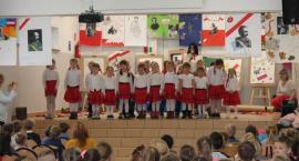 Uroczyście z okazji Święta Niepodległości w Szkole Podstawowej nr 2 w Złotowie