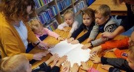 Misie z wizytą w Miejskiej Bibliotece Publicznej w Złotowie