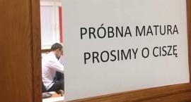 Próbna matura w złotowskim CKZiU