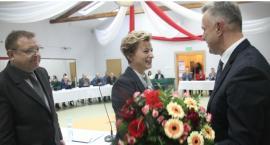 Wójt i radni z gminy Tarnówka ślubowali