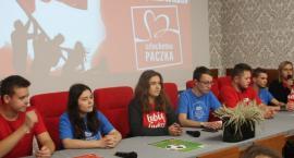 Konferencja prasowa uczestników akcji Szlachetna Paczka w CKZiU