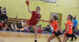 Turniej Piłki Ręcznej Dziewcząt w Trójce