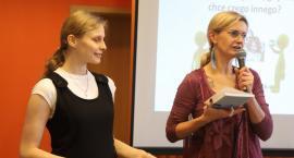 Spotkanie autorskie z Małgorzatą Modrak