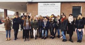 Uczniowie Ekonoma z wizytą w studiu TV Asta