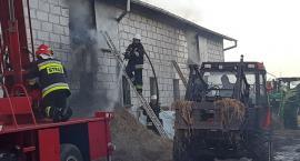 Pożar słomy w Śmiardowie Krajeńskim [Aktualizacja]