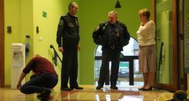 Policja zatrzymała sprawcę wtorkowego zajścia w złotowskim magistracie