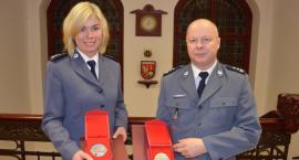 Policjanci wyróżnieni przez PCK