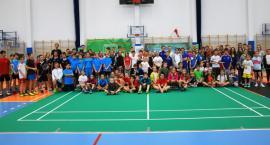 UKS Kometka na Otwartych Mistrzostwach Województwa Wielkopolskiego w Badmintonie