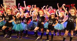 Świąteczne Show Szkoły Tańca Top Toys w Złotowie