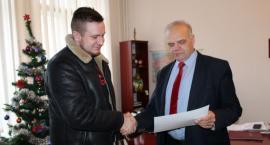 Pracownicy starostwa wsparli Akcję Zima Jednostki Strzeleckiej 4001 im. Szarych Szeregów