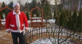 Otwarcie ogrodu sensoryczno - edukacyjnego w Złotowie