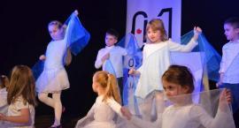 Aniołkowe granie przedszkolaków w Jastrowiu