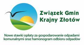 UWAGA! Nowe stawki opłaty za gospodarowanie odpadami komunalnymi oraz hamonogram odbioru odpadów