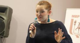 Agnieszka Kopacz wystąpiła w Złotowie