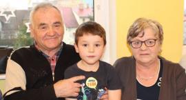 Kochani dziadkowie z Okonka