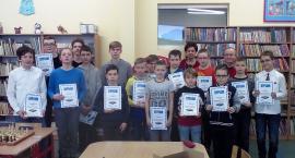 Mistrzostwa Szkoły Podstawowej nr 1 w szachach
