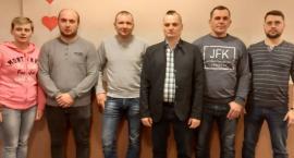 Krzysztof Duda sołtysem w Radawnicy
