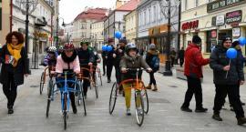 RaceRunnerzy na spacerze w Rzeszowie