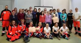 Kolejny kurs pierwszej pomocy w Tarnówce