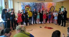 Teatr Matysarek wystąpił w Warsztacie Terapii Zajęciowej w Złotowie