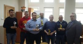 Walne zebranie członków koła PZW Sandacz w Złotowie