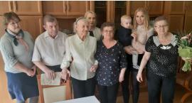 103 lata Pelagii Wachowiak