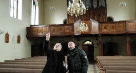 Kościół w Okonku coraz piękniejszy