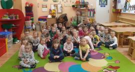 Leśnik w przedszkolu
