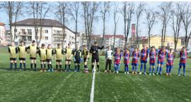 Młodziki Football Academy Fair Play Złotów wygrali ze Spartą Złotów
