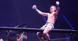 Złotowianie na gali Fame MMA 3 w Atlas Arenie