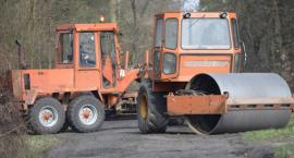 Bieżące utrzymanie dróg w gminie Krajenka