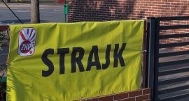 Strajk! Nauczyciele w Złotowie protestują