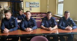 Debata z policją w Złotowie