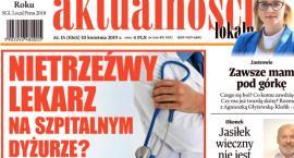 Nietrzeźwy lekarz na szpitalnym dyżurze?