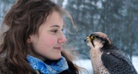 Adrianna oko w oko z drapieżną przyrodą