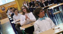 Egzamin gimnazjalny w Złotowie